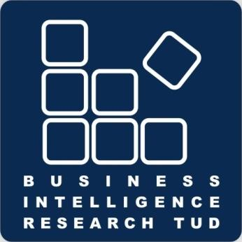 Business Intelligence Research Wissenstransfer Kooperationen Gründungen zum Wissenstransfer Competence Center for Business Intelligence Bündelung von Kompetenzen an der Fakultät und innerhalb der
