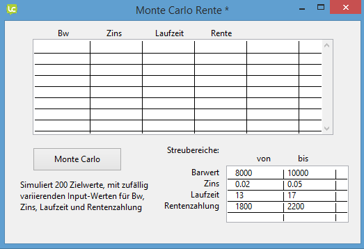"Monte Carlo Simulation in LiveCode on mouseup set the itemdel to Tab set the numberformat to ""0."