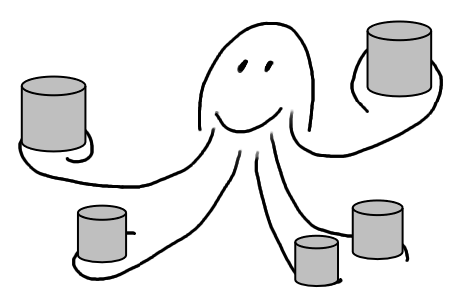 Octopus Cloud Storage System Dr.