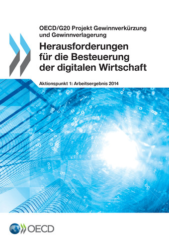 From: Herausforderungen für die Besteuerung der digitalen Wirtschaft Access the complete publication at: http://dx.doi.org/10.