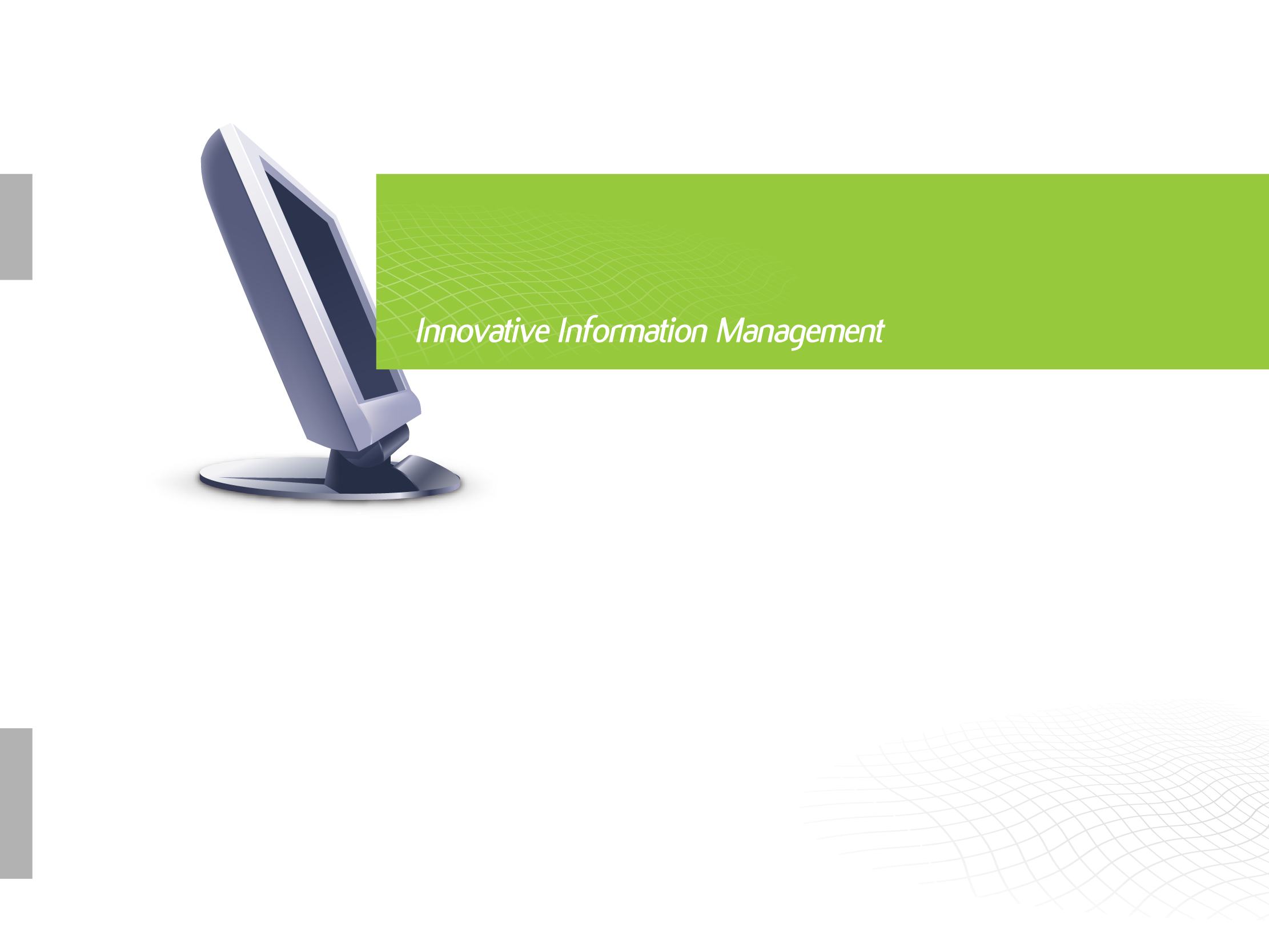 Experts in Information Management Solutions and Services *instinctools