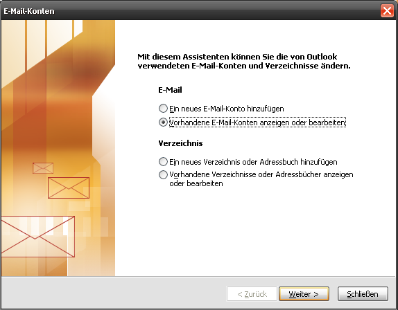 Exchange Server 2007 Benutzerhandbuch MS Outlook 2003 [2.