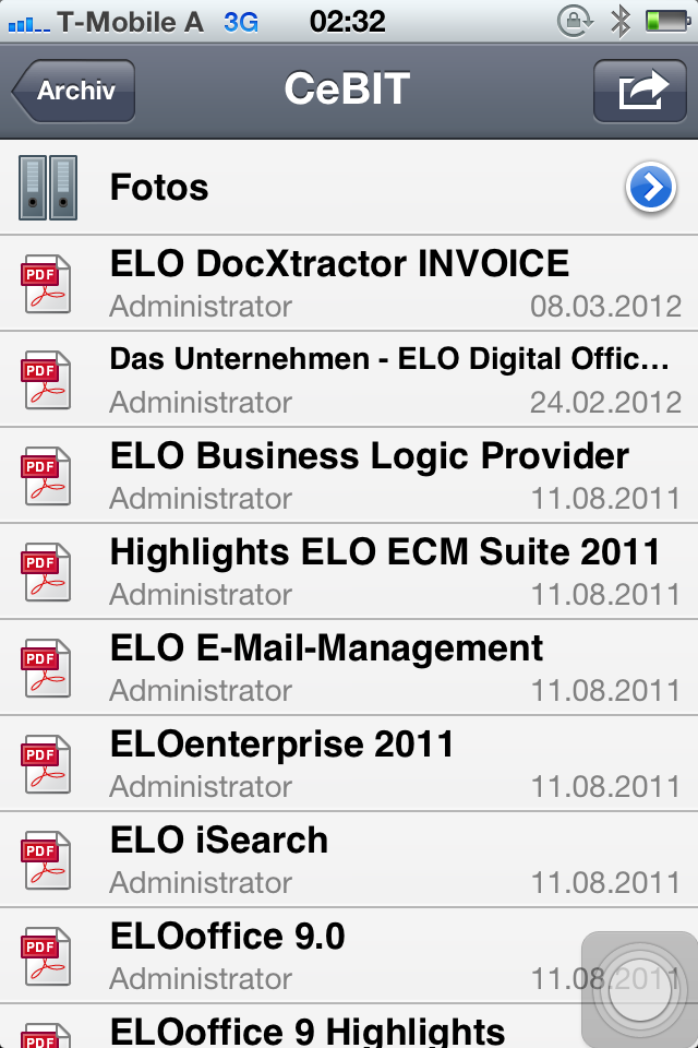 ELO for Mobile Devices Für
