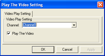 3. The Menu brief on the bottom of multimedia player: Date: recording date for the current backup file shown as right corner; 24H recording time: lie under [Date] menu.