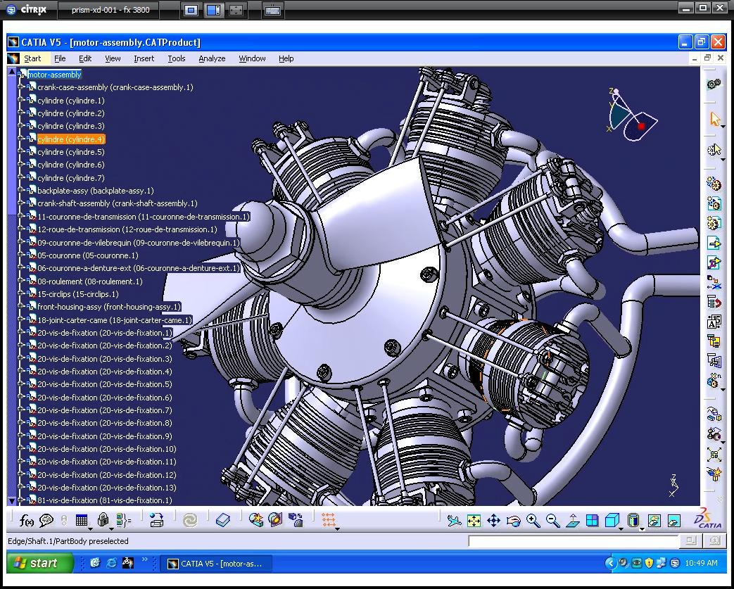 HDX3D ConfigTool (100%) Pro Graphics bei 100% Image Quality Verlustfreie