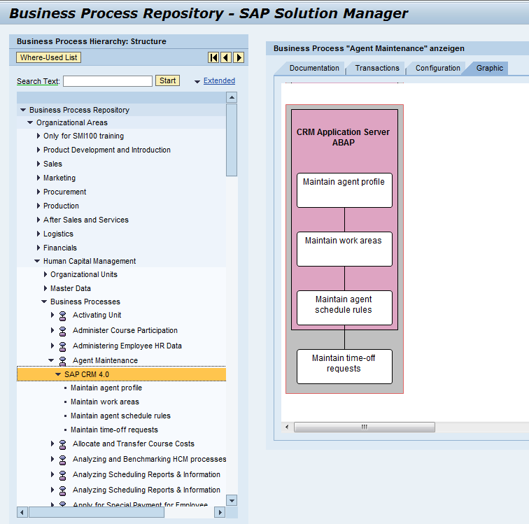 Der SAP Solution Manager ALM Prozess Die Designphase 1.