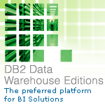 The Integrated Data Warehouse The ideal Solution Solution Templates (Banking, Insurance, Telco, Retail) Eclipse-based Integrated Design Studio Data Architect BI Designer DBA Data Modeling SQL