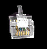 Stecker RJ45 Shielded Modular Plug Kit