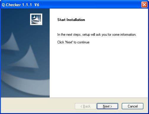 2 Installation und Deinstallation unter Windows Installation eines Windows-Installationspakets 2 Installation und Deinstallation unter Windows 2.
