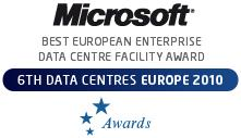 Data Center Dynamics magazine honored Microsoft s DC efforts with the Datacenter Leaders Award 2009 for Innovation in the Mega Datacenter category
