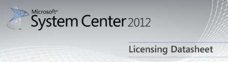 System Center 2012 licensing is simplified through: License required only for endpoints being managed.