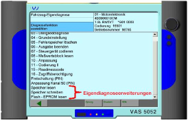 Diagnose in automotiven Softwaresystemen Diagnose bei AUTOSAR Offboard Onboard AUTOSAR Application Manufacturing DEM Microcontroller (µc) DCM * I/O HW Development Carmeq GmbH, Berlin - 5.