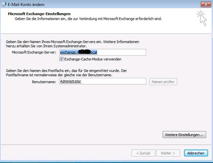 Exchange Server ist