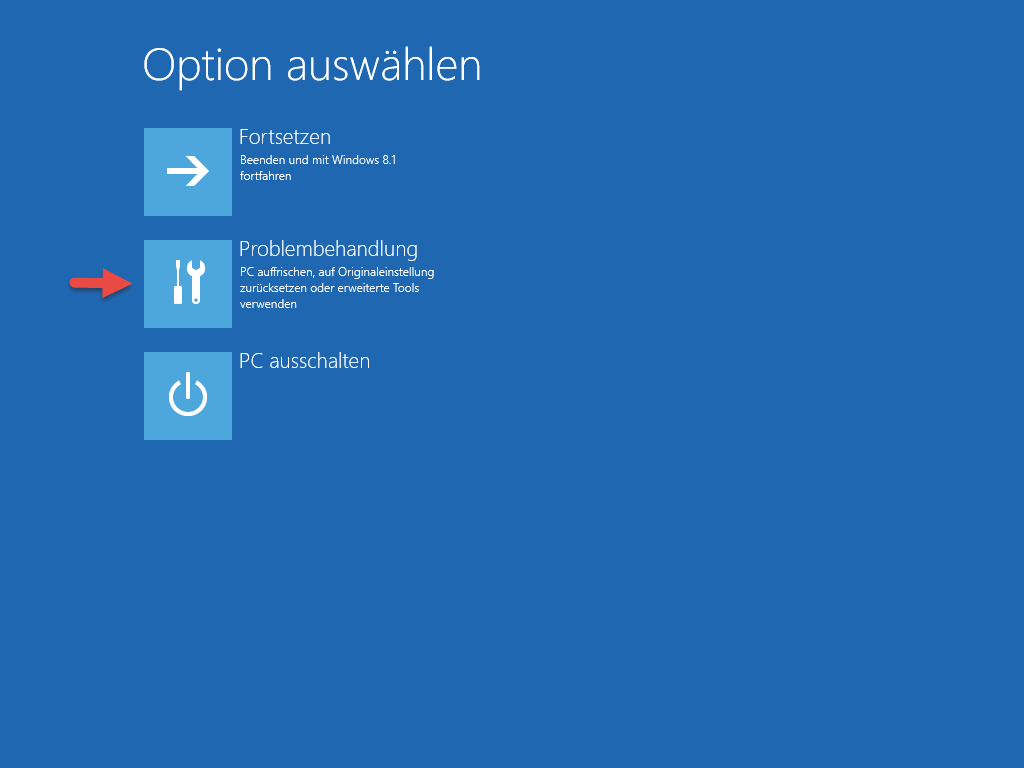 Windows 8 verfügt über eine Funktion namens Windows Refresh.