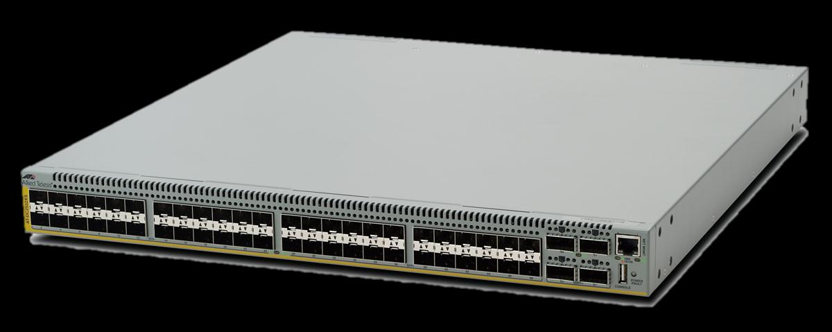 AT-DC2552XS» Dedicated Top-of-Rack Switch