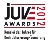 Ausgezeichnete Rechtsberatung European Law Firm of the Year Client Service Law Firm of the Year ILO Client Choice Award International Law Firm of