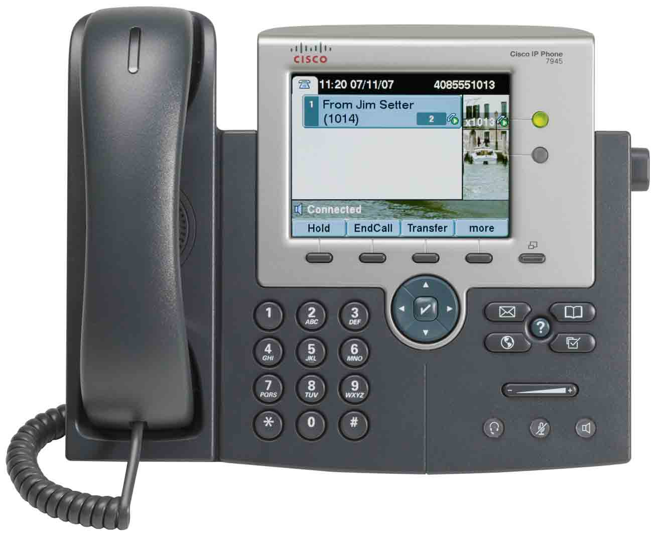 6 8 15 14 13 12 11 10 186421 Cisco Unified IP-Telefon für Cisco