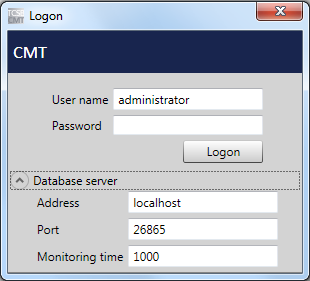 Das Configuration and Monitoring Tool 5.