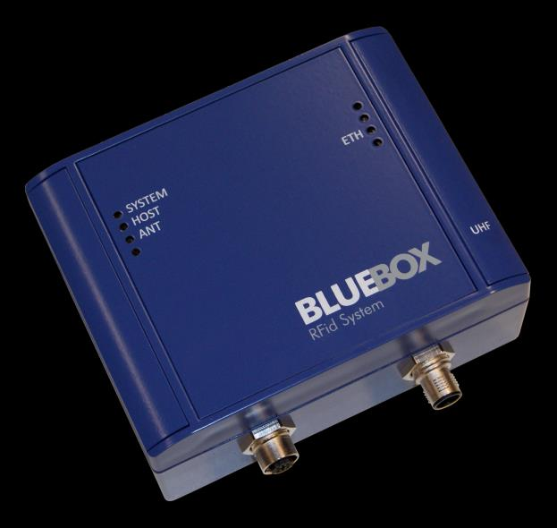 This powerful device can achieve a reading distance up to 20 cm. The BLUEBOX HF Controller 1CH allows Near-Field and Short-Range applications.