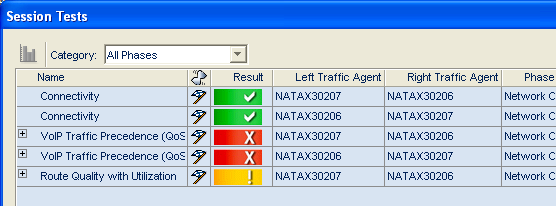 NetAlly - VoIP Assessment Readiness Assessment Prior to deployment Discover network devices and verify QoS is enabled Detect and correct deficiencies and