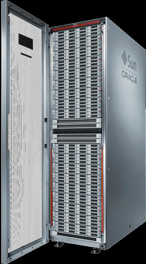 Oracle Big Data Appliance Hardware 18 Sun X4270 M2 Servers per Rack 864 GB RAM 216 cores 648 TB storage 40 Gb/s InfiniBand Fabric