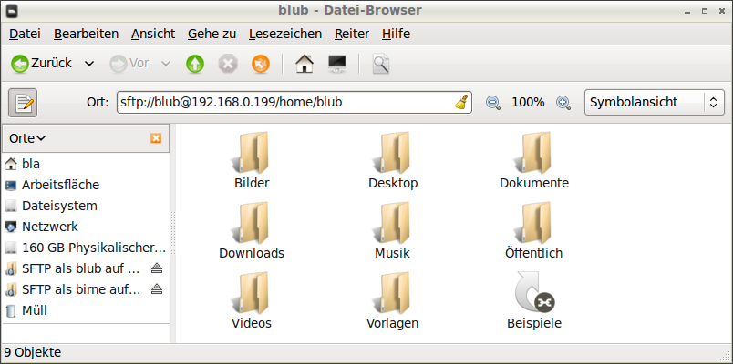 Filemanager: