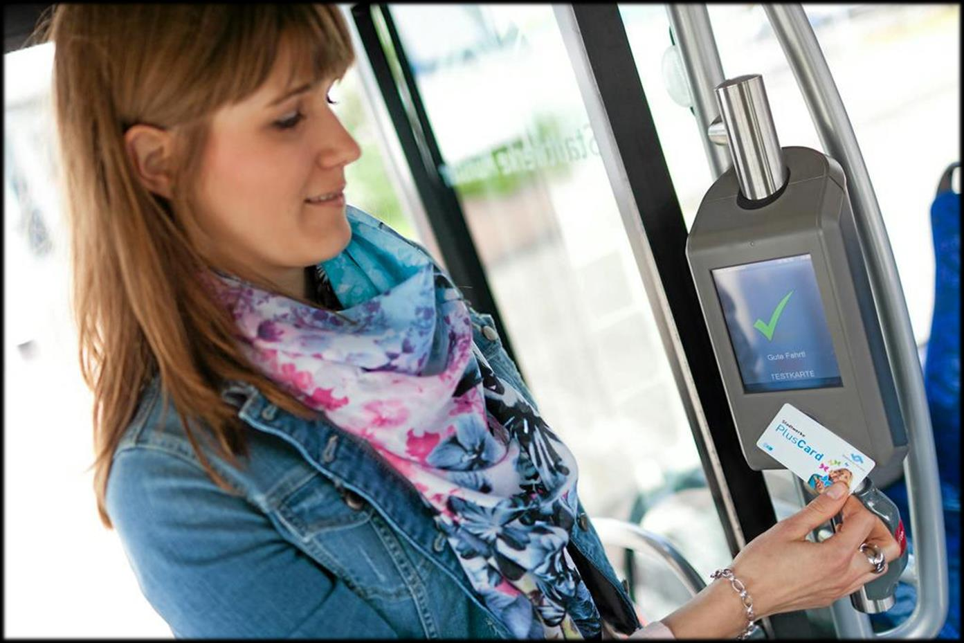 eticketing-systeme: ÖPNV [Courtesy of Münstersche Zeitung] TU