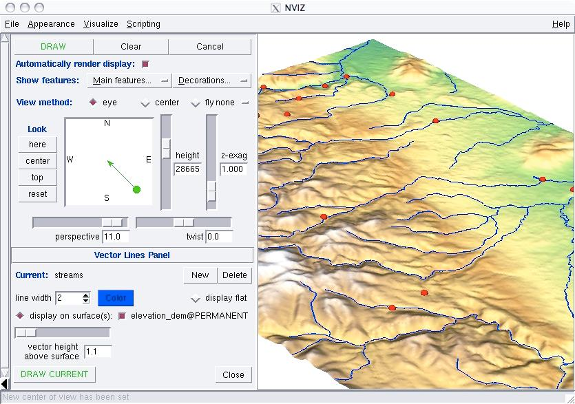 4.2 Desktop Applications GRASS (Geographic Resources Analysis Support