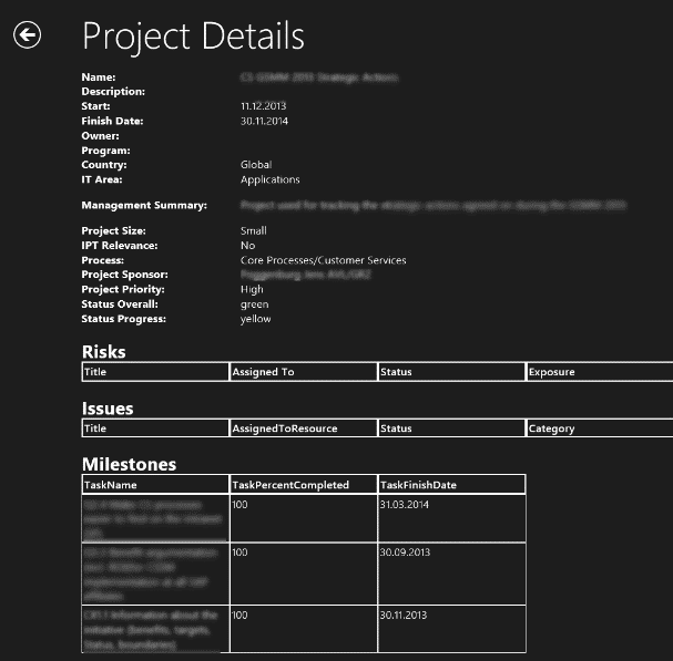 PROJECT SERVER