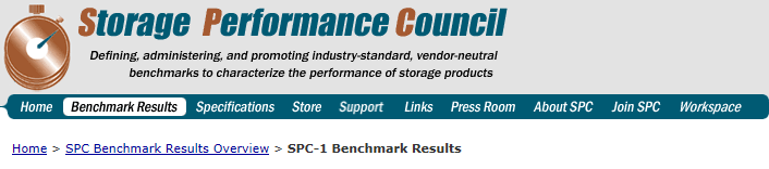 WAS LEISTEN DIE MIDRANGE-SYSTEME? HITACHI UNIFIED STORAGE HUS Pillar Axiom 600 Series 3 SPC-1 Benchmarks <5ms Disk & <1.