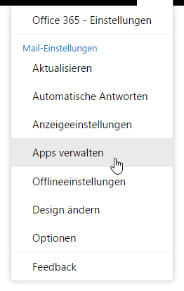 Installation 1.1.2 Nutzung von Outlook für Office 365 und Exchange Online Server 1. Gehen Sie auf https://outlook.office365.