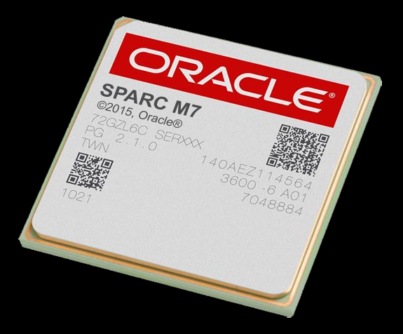SPARC M7 - Software in Silicon 32 SPARC Cores (1-8 Threads per Core) 20nm Technology 8 Sets of 4 Core-Cluster mit L2 Cache 64MB L3 Cache SMP 1-32 CPUs Software in Silicon - DB