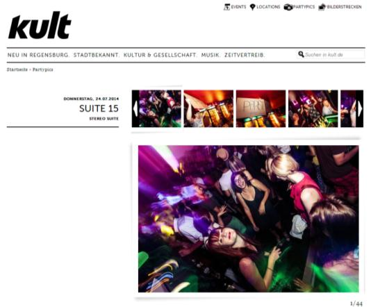 Advertorials Rectangle 300 x 250 px Rectangle 300 x 250 px PAKET S Advertorial + Flankierendes Content Ad PAKET M Advertorial + Flankierendes Content Ad + Premium Content Ad in den Partypics auf kult.