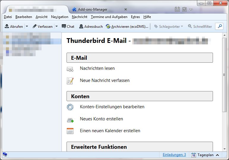 6. Windows Deinstallationen Abbildung 6.21: Thunderbird: Neu starten 5.