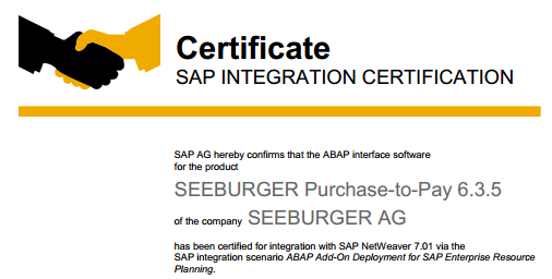Purchase-to-Pay powered by SAP