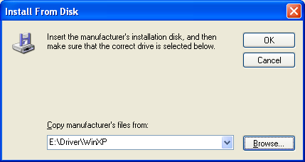 English cable and restart your computer, then plug the RS-232 cable back in. 3.1 Plug and Play Installation 1. Windows 95/98 SE/Me/2000: The following screen displays if Windows detects the TA.