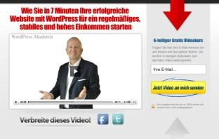 Der Evergreen-Launch E-Mail-Kampagne 2 Traffic/Besucher Affiliate