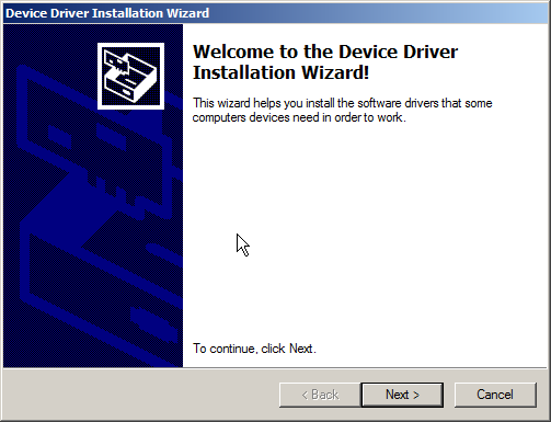 Windows Installation The device drivers must be installed before you connect the PDP 3000 HV to a computer. This is the procedure: Download the software package from the website: http://www.ta-hifi.