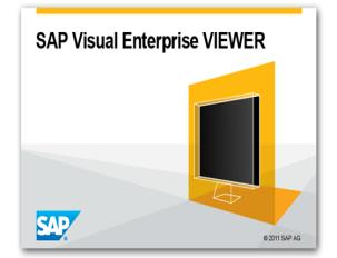 SAP Visual Enterprise Product Suite (ex.