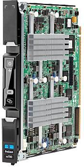 HP Moonshot building blocks for a complete solution Optimized solutions for the new mobile workspace HP ProLiant m710 & m710p HP ProLiant m700 HP ProLiant m300 Xeon E3-1284Lv3 / v4 32GB RAM per