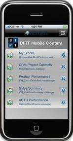 Status: Mobile Business Intelligence Evolutionsstufen mobiler BI Vorstufe: Browser und gerätespezifische Reports und Dashboards Status Quo: mobile BI-Server