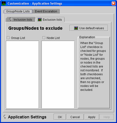 Customizing Group Names in Availability Manager 13 5/11/2007 DECUS Symposium 2007 Customizing