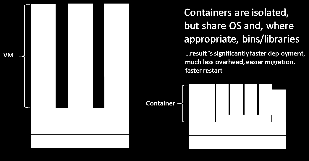 Container vs.