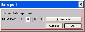 Configure PC software 3. Set the serial port in the SOMNOcheck PC software: Settings Serial port. 4. Select COM2 as the COM port. 5. Confirm with OK.