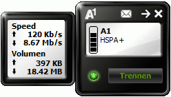 A1 Dashboard Internet