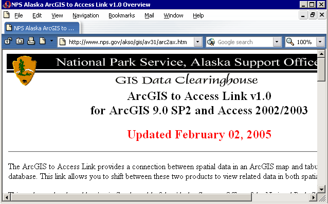 4. ArcGIS to