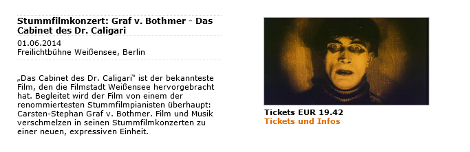 TICKETINO Newsletter Basic TICKETINO Top Ten!