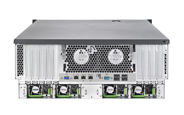 Datenblatt FUJITSU Server PRIMERGY SX350 S8 Universal Storage Server Datenblatt FUJITSU Server PRIMERGY SX350 S8 Universal Storage Server Maximale Ausbaubarkeit in einem 2-Socket-Server Die