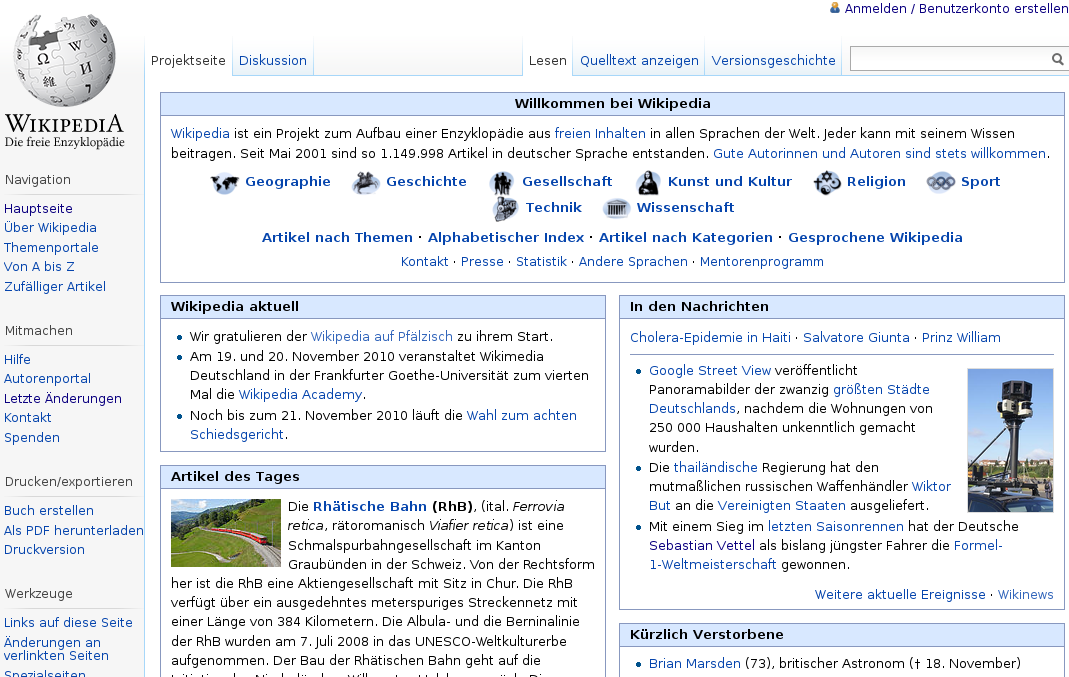 Strukturierung: The Wiki Way
