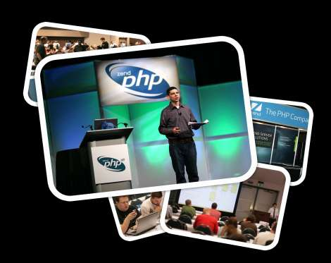 Join us at ZendCon The premier PHP conference!